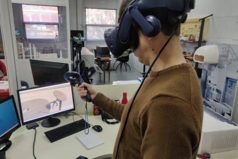 Imagen del Centro Tecnológico del Mueble y la Madera.