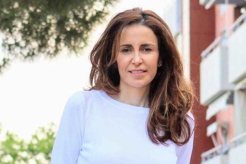 Anabel Díaz.