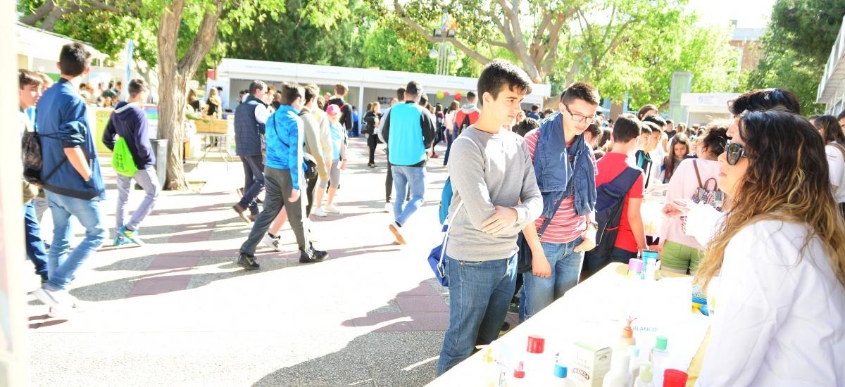 Inscripciones hasta el 8 de abril para los centros que quieran visitar el Campus de la Ingeniería de la UPCT