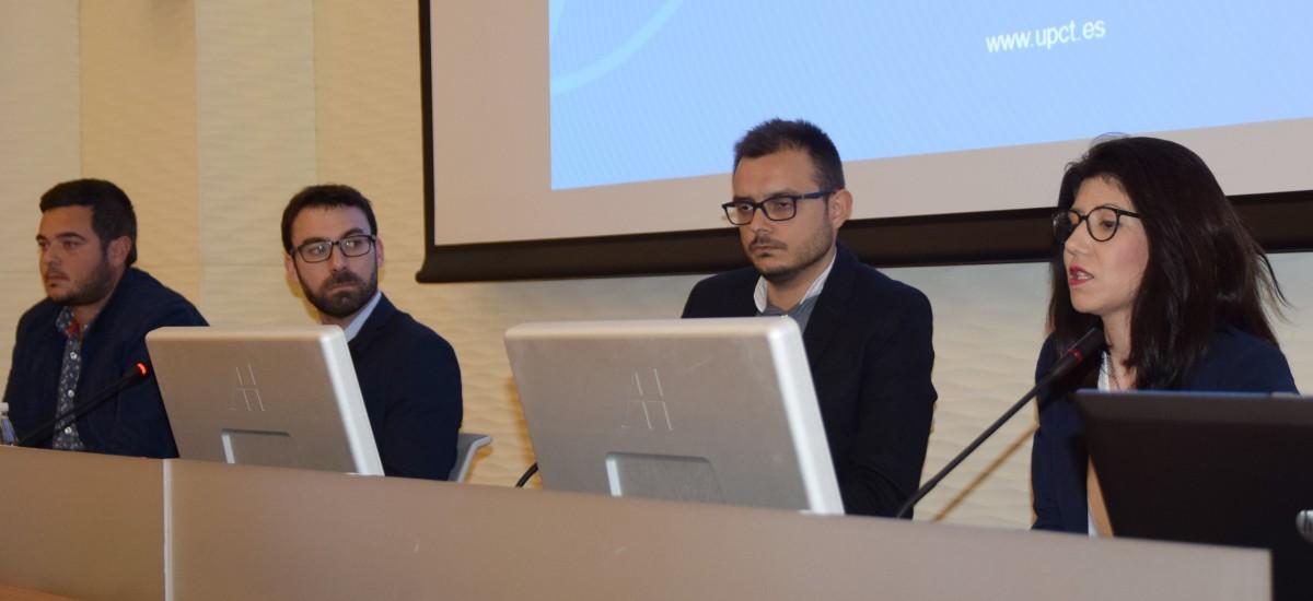Exalumnos y empresas explican en Murcia cómo se han insertado con éxito en el mercado laboral tras estudiar en la UPCT