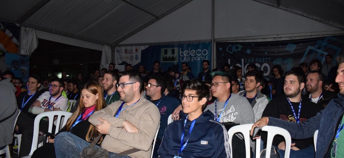 La undécima edición de la Teleco Lan Party llega a su fin con más de 300 participantes