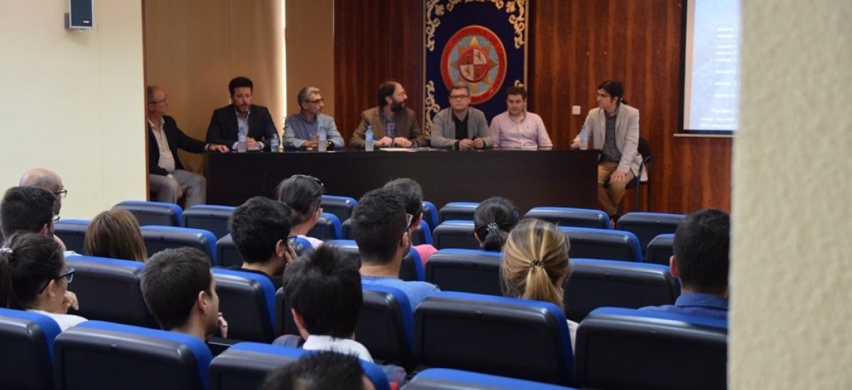 Jornadas sobre Metodología BIM en la Escuela de Caminos y Minas