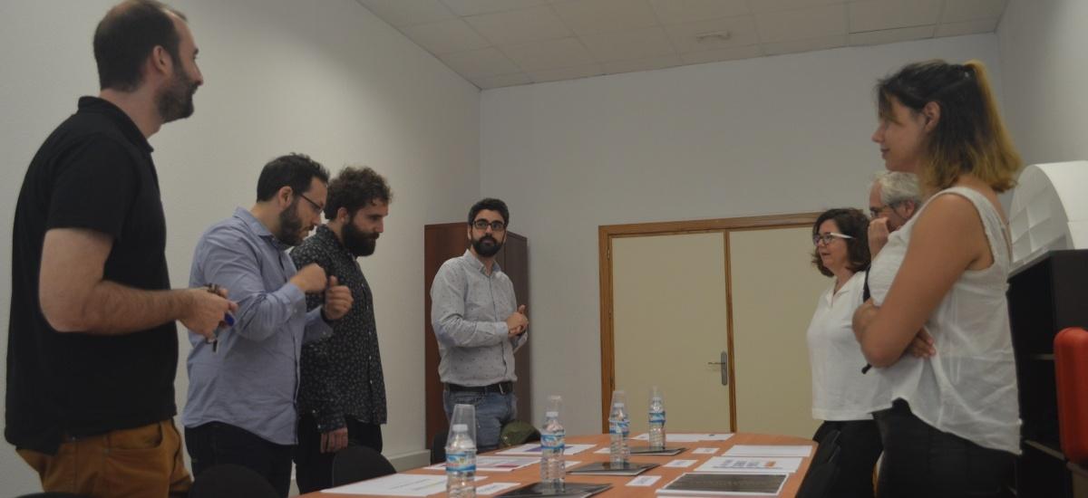 Colegios e institutos de Cartagena, Fuente Álamo y Murcia, finalistas en la Olimpiada de Arquitectura que organiza la UPCT