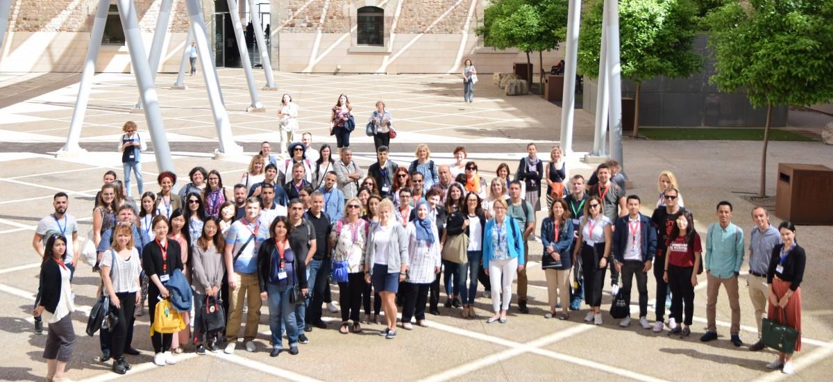 La International Staff Week del Campus Mare Nostrum concluye en la UPCT