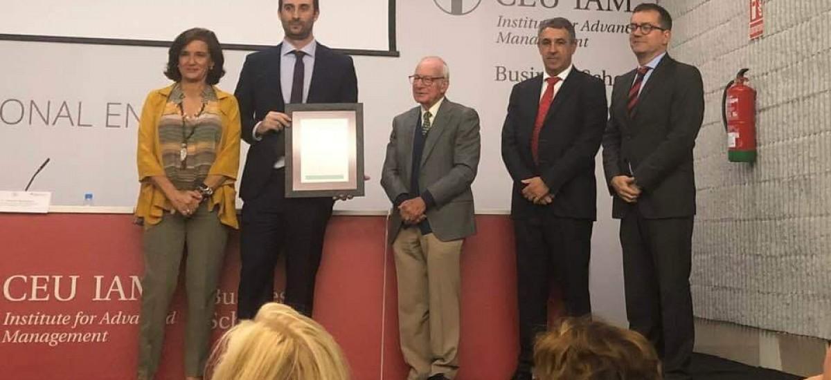 Un profesor de la ETSAE, mención especial en unos premios nacionales de Urbanismo por su estudio sobre la periferia de las ciudades