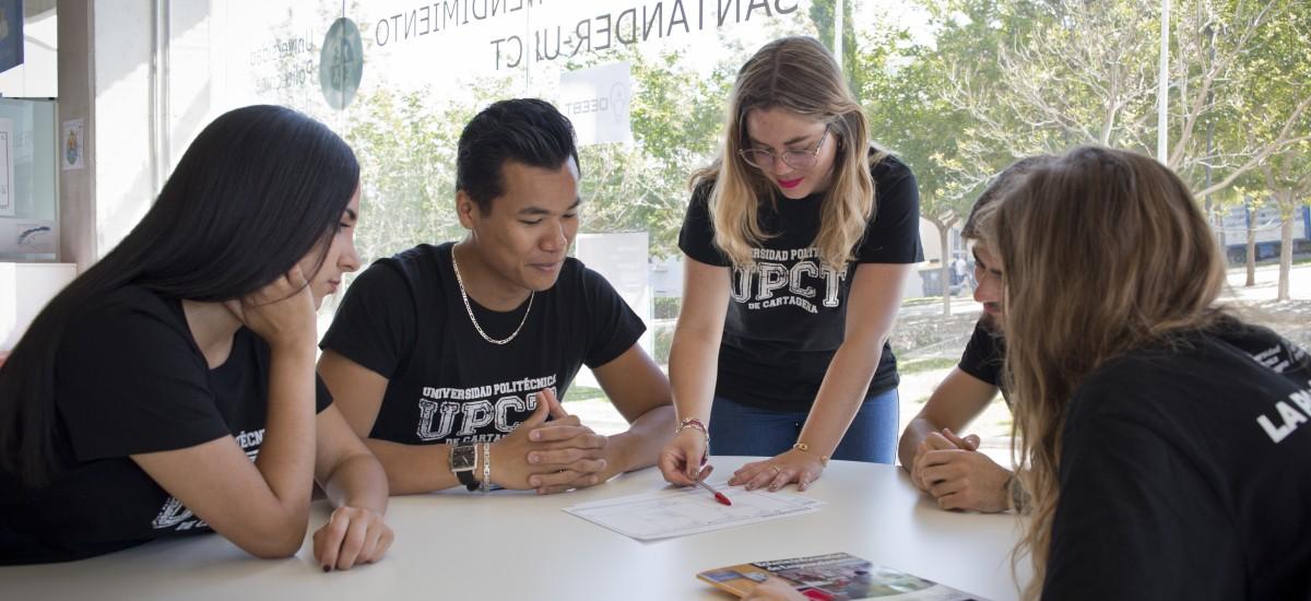 Razones para estudiar Ingeniería, Arquitectura y Empresa en la UPCT