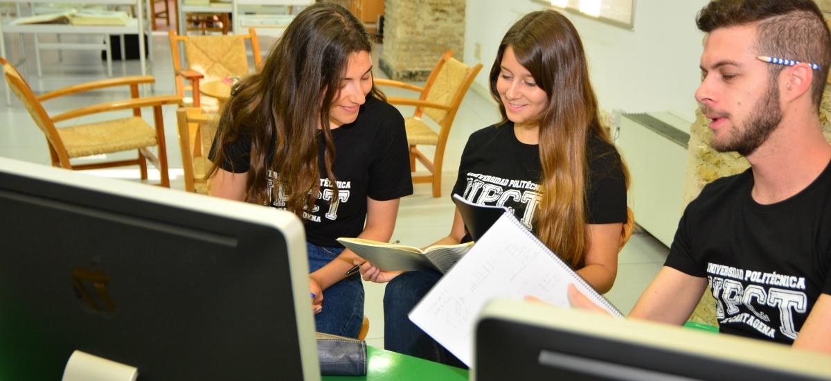 Los alumnos de la UPCT podrán financiar sus estudios con el banco Santander