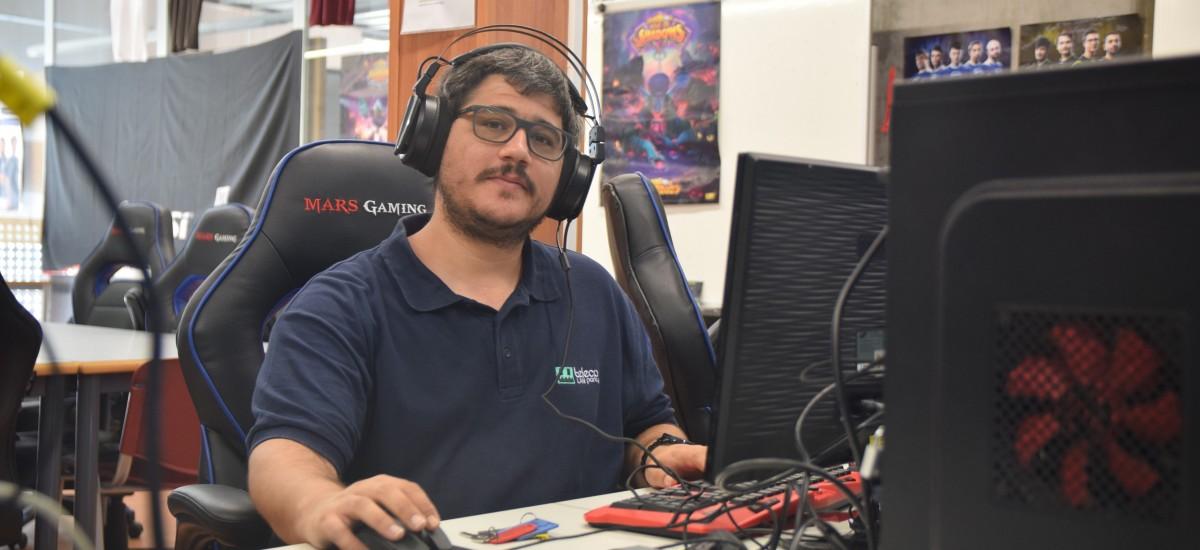 «Nos han dejado el listón muy alto en la Teleco LAN Party, ahora aspiramos a mejorar y llegar a los mil participantes»