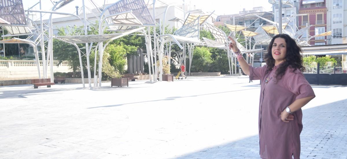 """Una arquitecta señala que en Cartagena el diseño es """"irrelevante"""" a la hora de crear espacios públicos"""