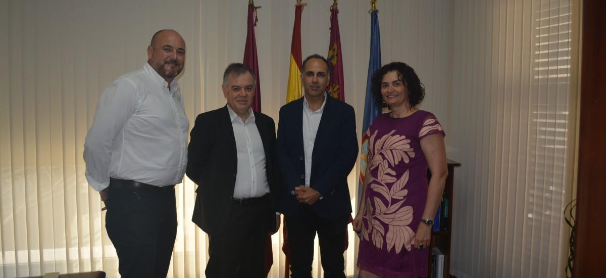 La asociación Ticbiomed y la UPCT refuerzan su compromiso con la salud digital como polo de generación de empleos de futuro