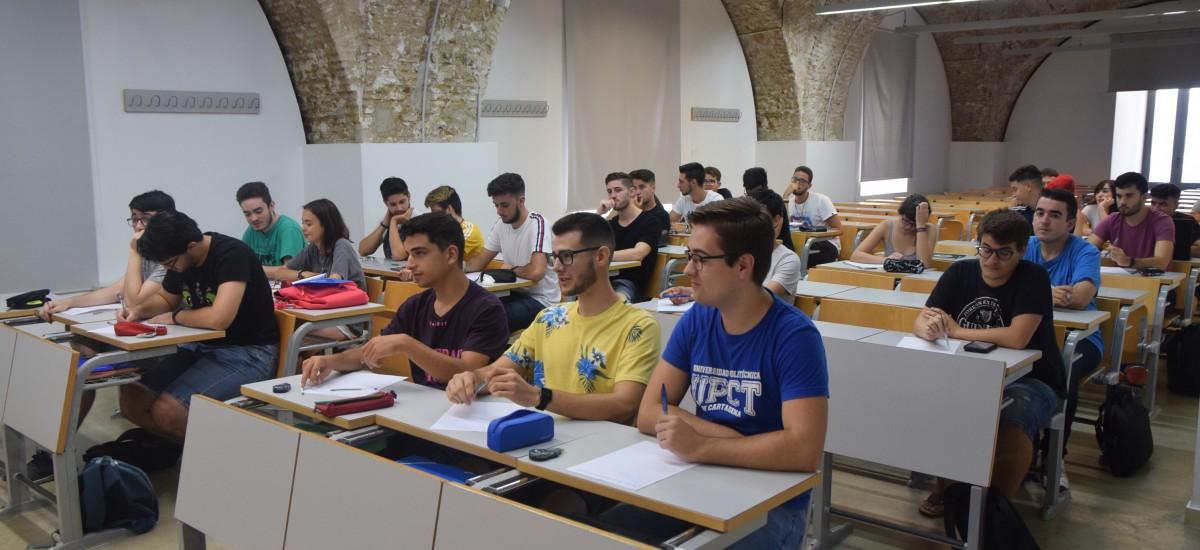 La Politécnica de Cartagena duplica la captación de talento entre los nuevos estudiantes