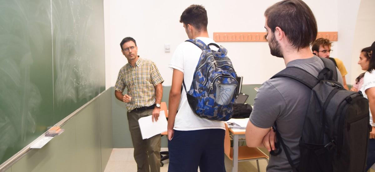 Preinscripción hasta el viernes en los grados de la UPCT, que dan acceso a las profesiones con más y mejor empleo