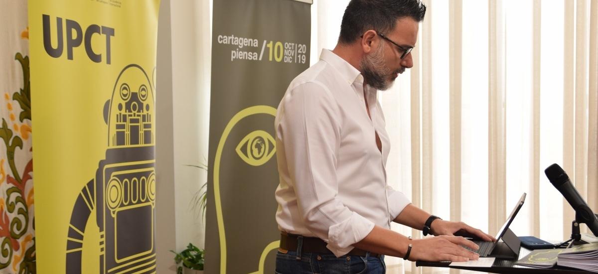 La UPCT lleva el juego de la movilidad urbana sostenible (MUS) al décimo programa de Cartagena Piensa