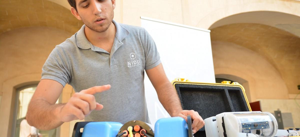 Empresas creadas por profesores y exalumnos de la UPCT representarán a Murcia en el Mobile World Congress de Los Ángeles