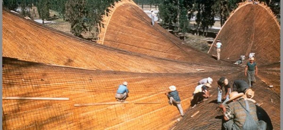 Homenaje a la obra Félix Candela, el constructor del mayor número de estructuras laminares de hormigón armado del mundo