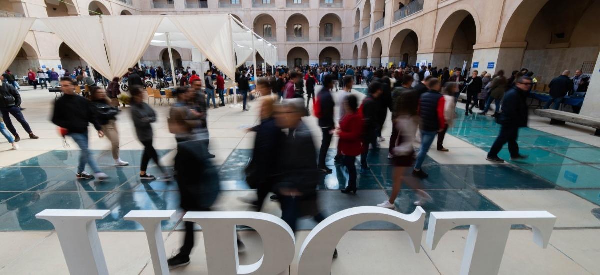 La comunidad universitaria votará el destino de 50.000 euros en los primeros presupuestos participativos de la UPCT