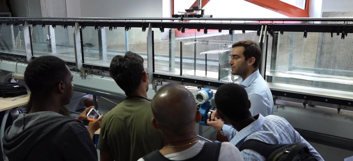 El profesor de Hidráulica, José María Carrillo, nuevo editor del NewsFlash Iberoamérica