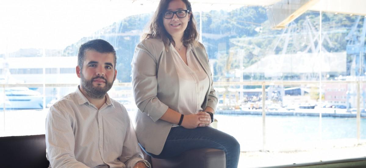 Dos emprendedores de la UPCT montan un estudio de Arquitectura en Los Alcázares