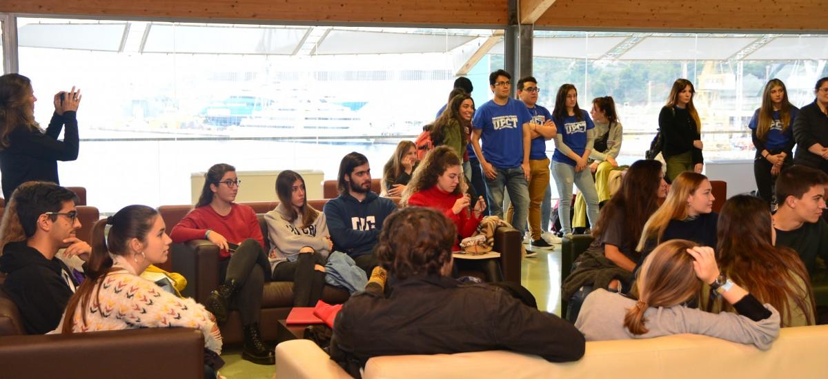 La Facultad de Arquitectura de Córdoba, Argentina, con 12.000 estudiantes, elige a la UPCT para iniciar con España intercambios anuales de estudiantes