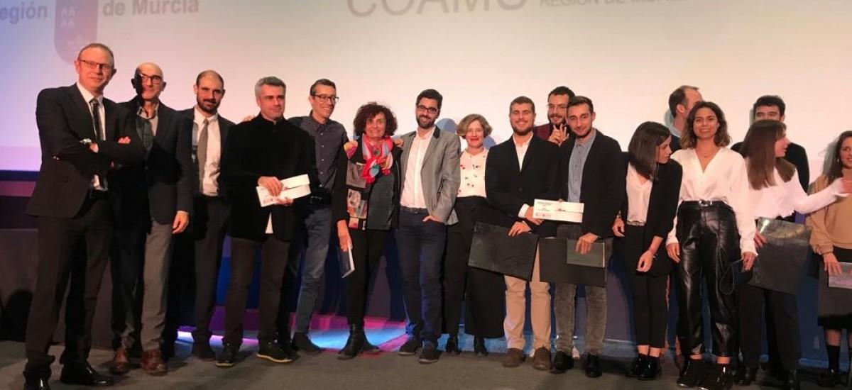 Premio regional de Arquitectura a cuatro proyectos de profesores y estudiantes de la UPCT
