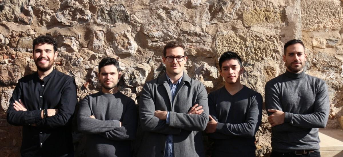 Un concurso europeo para jóvenes arquitectos distingue un proyecto de exalumnos de la UPCT