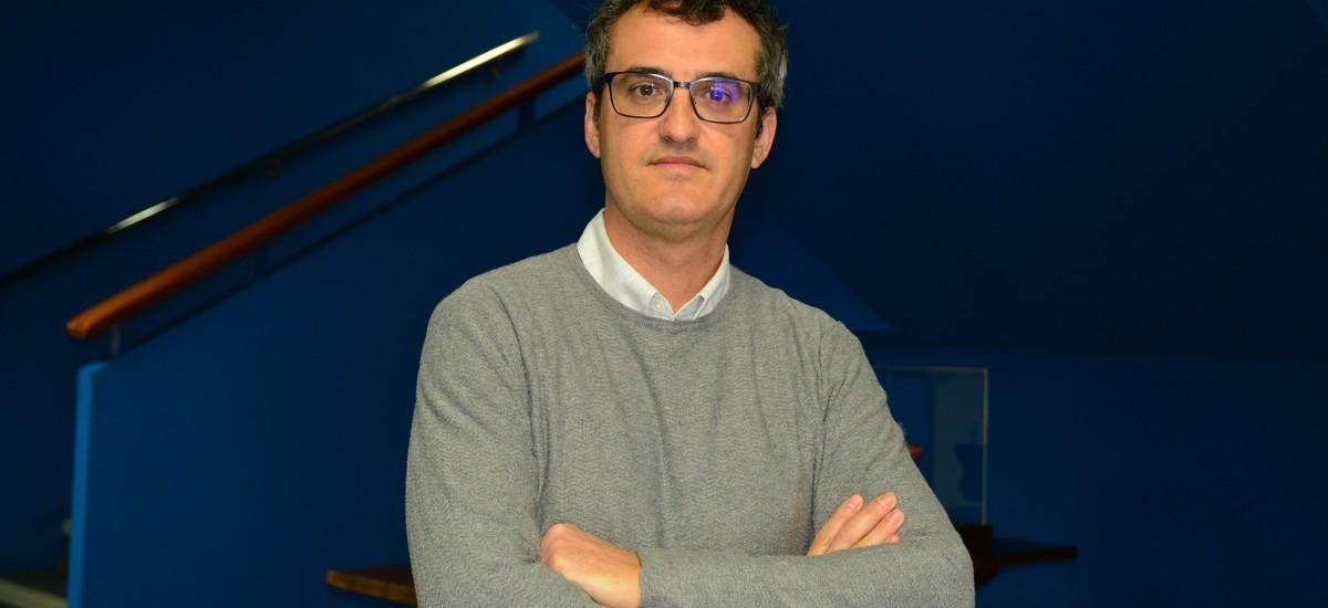 Juan José Hernández Ortega, nuevo director de la Escuela de Navales