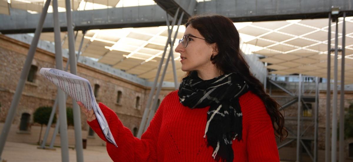 Ana María Martín: «Mi  vida es muy sencilla y no daría para escribir una novela»