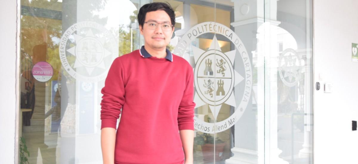 Un experto en datos tailandés, primer doctorando extranjero con contrato FPI en la UPCT