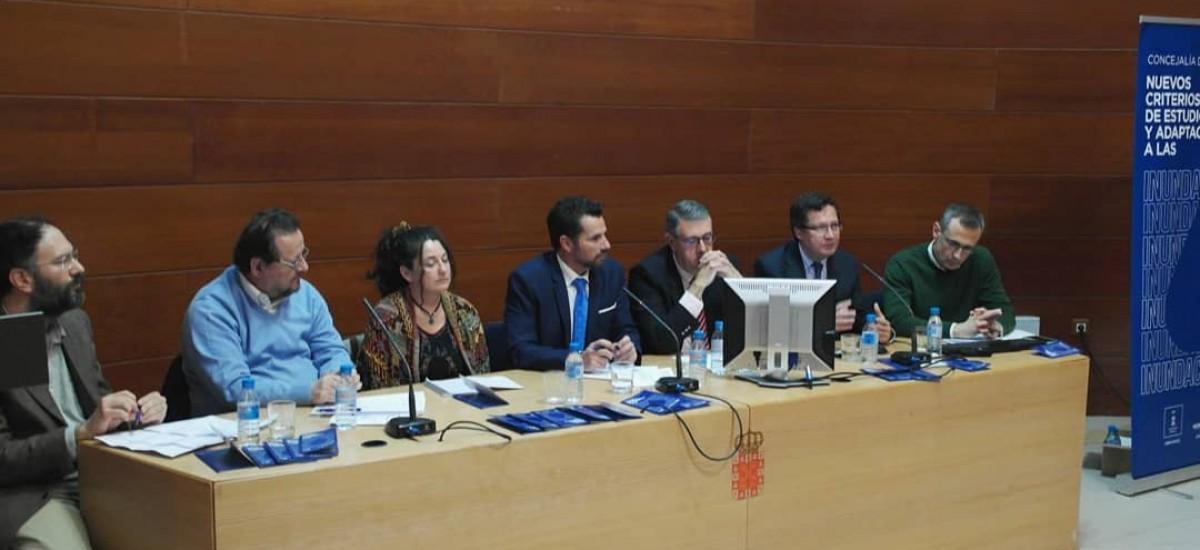 La UPCT coordinará el grupo de trabajo del Ayuntamiento de Murcia para crear un plan director sobre inundaciones