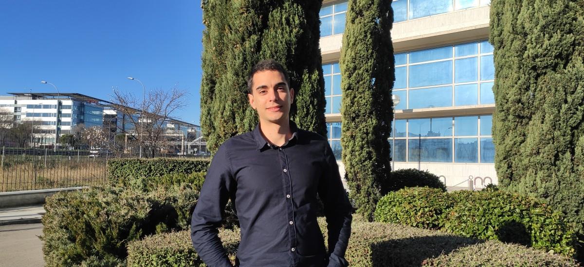 Un egresado de la UPCT, en el equipo español de Boeing que lidera la parte de Inteligencia Artificial de la compañía en Europa