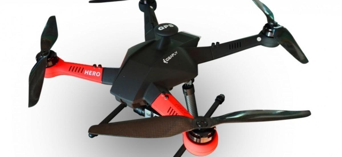Abierta la preinscripción en el curso para obtener licencia de piloto de drones