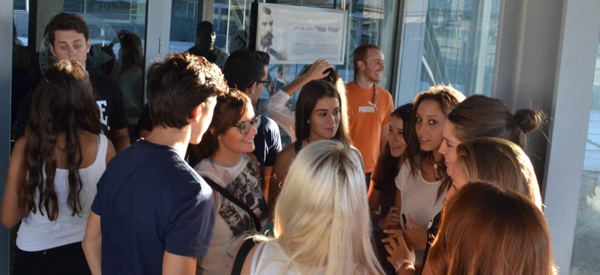 Plazo hasta el 12 de marzo para solicitar las becas Santander Erasmus