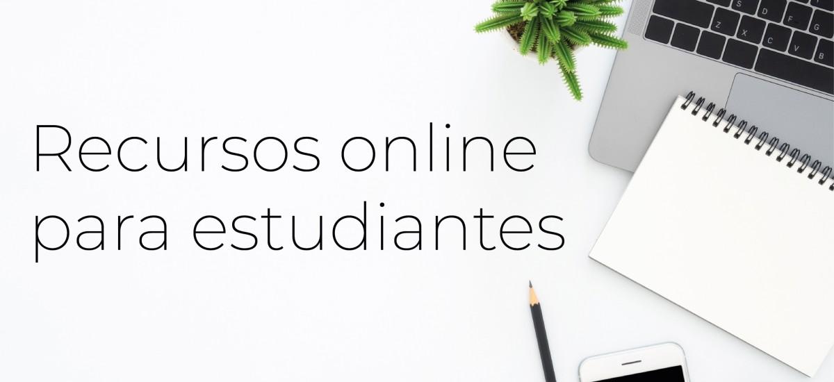 Guía interactiva de recursos online para estudiantes