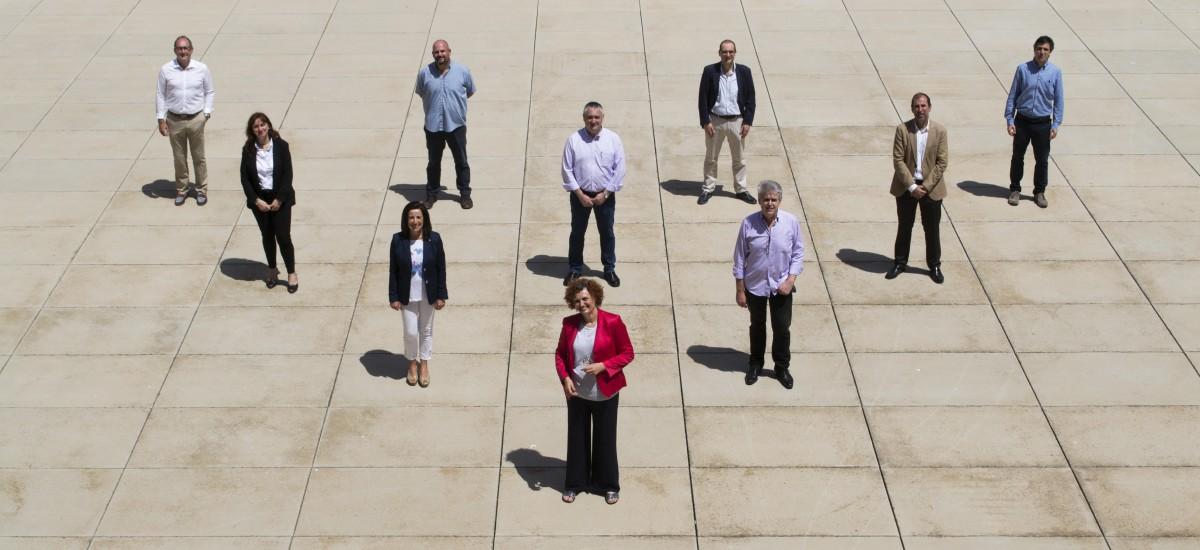 Beatriz Miguel presenta el equipo de su candidatura para el Gobierno de la UPCT