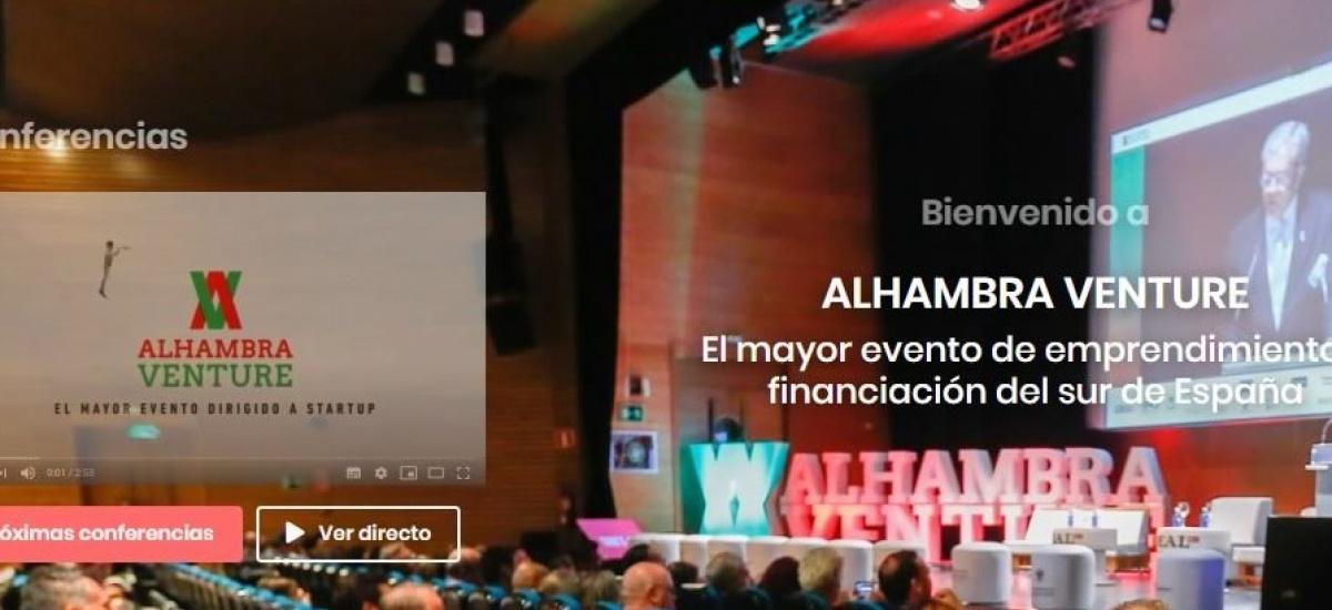 Estudiantes del proyecto Archimede participan en la feria virtual de startup Alhambra Venture