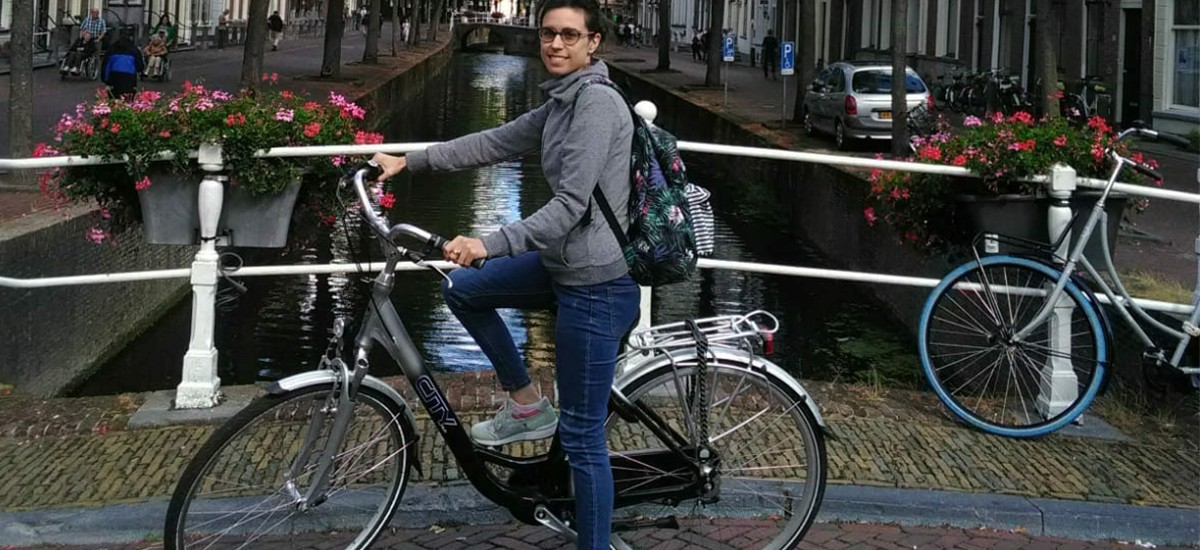 Pilar Jiménez: «La labor del ingeniero planificador del transporte es clave para las ciudades»