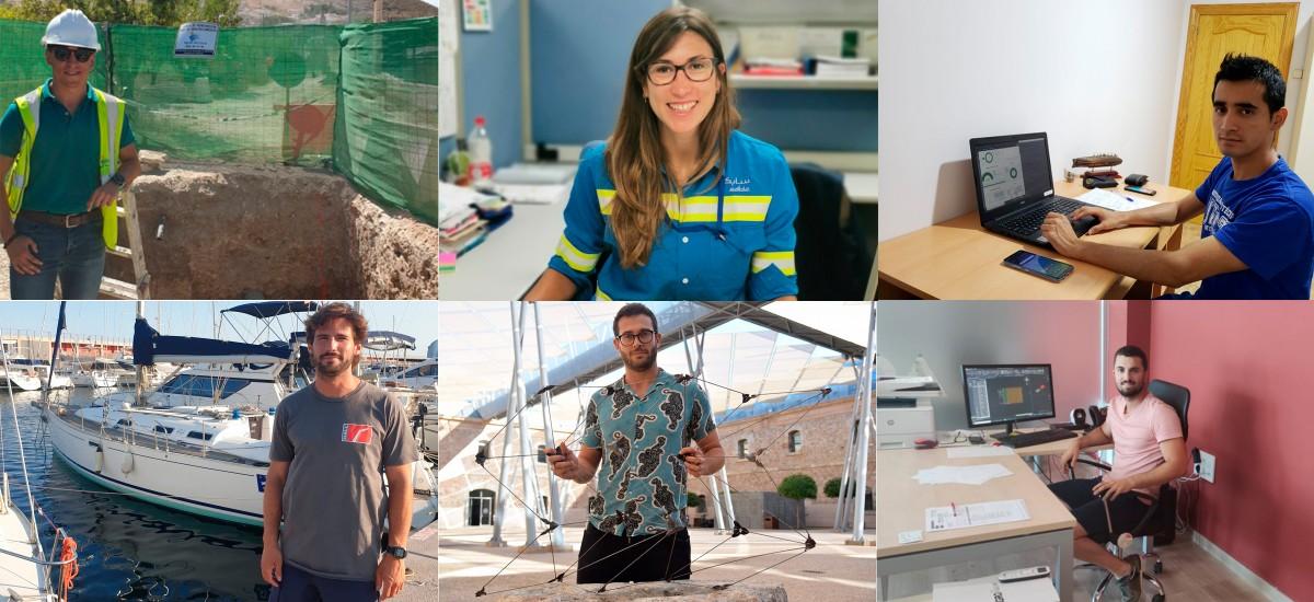 Nueva fase de preinscripción en los másteres de la UPCT, con una empleabilidad inmediata del 92%