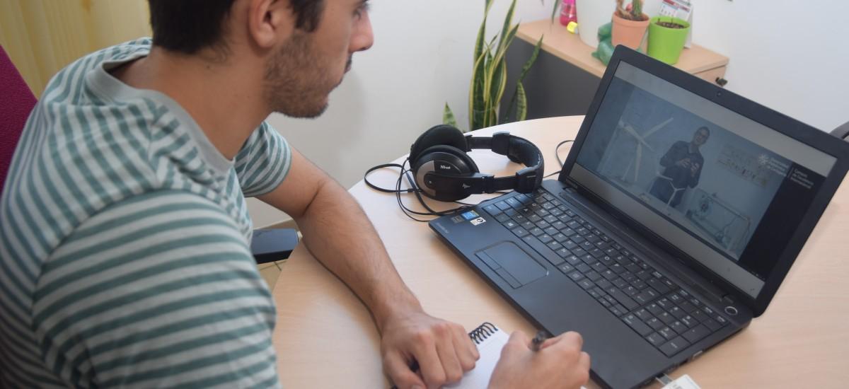 Inicio de clases online para garantizar la igualdad de oportunidades