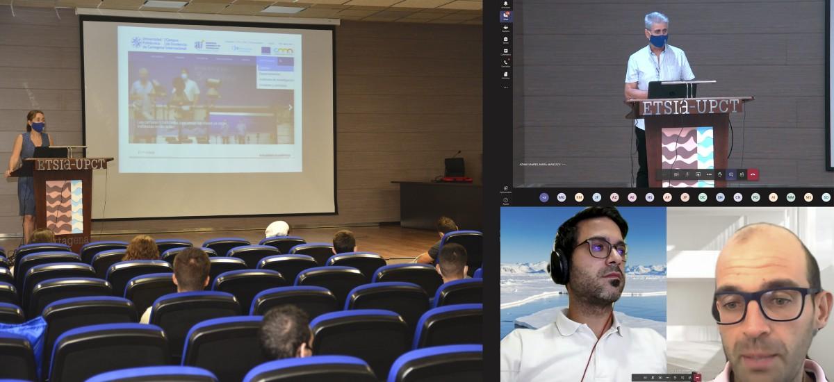 Bienvenida online y presencial a los nuevos estudiantes