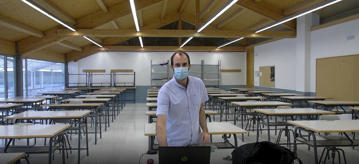 Continúan las presentaciones virtuales a los nuevos alumnos