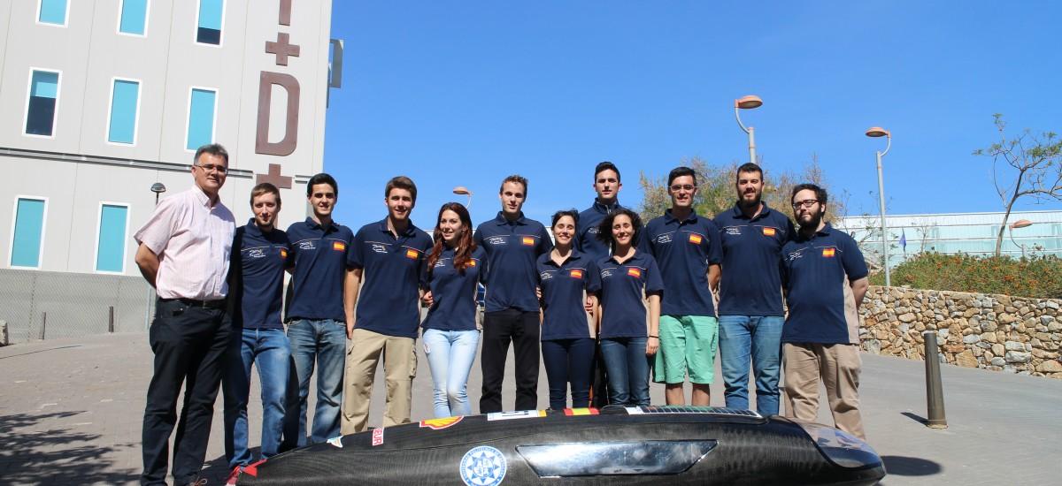 El equipo de competición UPCT Solar Team busca nuevos integrantes