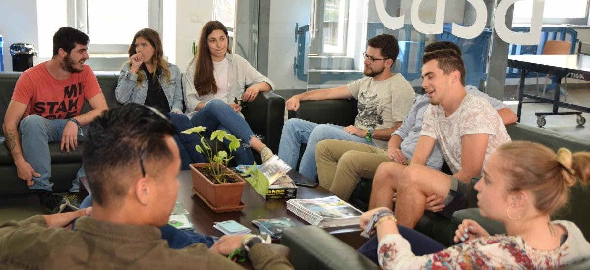 La UPCT se suma a los #ErasmusDays para dar visibilidad al programa Erasmus+