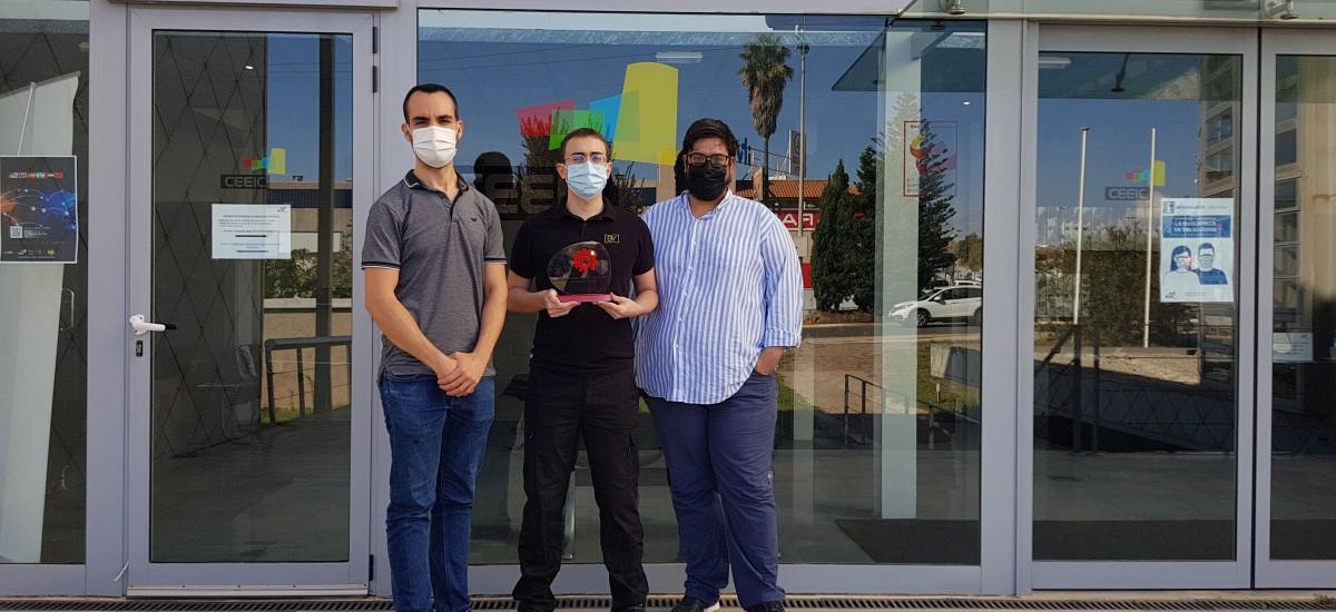 La startup de inteligencia artificial creada por dos egresados de la UPCT y un futbolista de Primera, triplica su plantilla