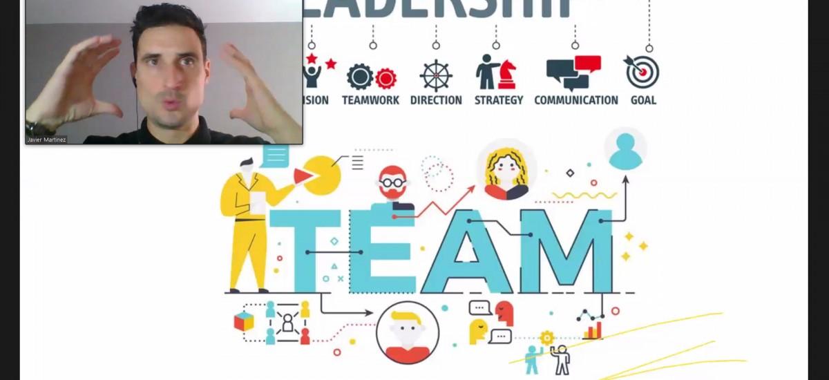 Éxito de asistencia en el taller de Liderazgo en las Organizaciones