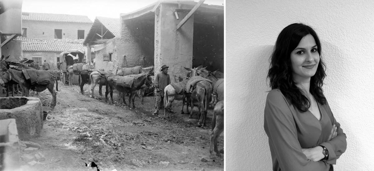 Una tesis cataloga todas las ventas y posadas de la Región de Murcia y alerta sobre la extinción de este patrimonio cultural