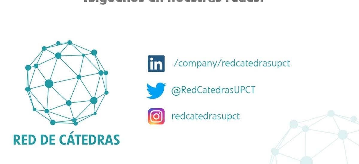 Nuevos canales de comunicación de la Red de Cátedras