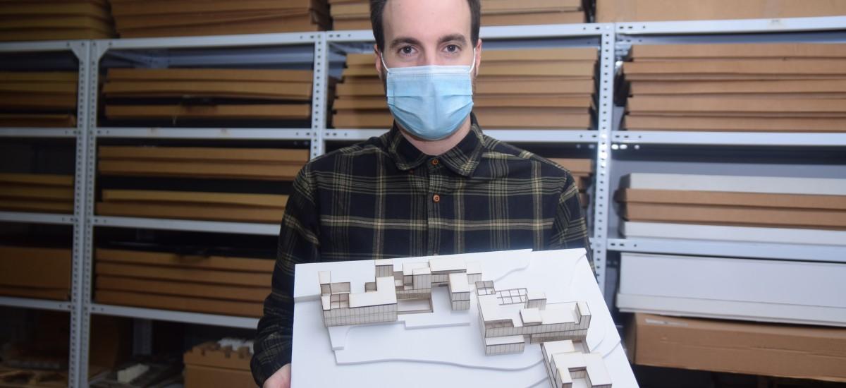Premiado el proyecto de un arquitecto por la UPCT para 'coser' con cultura la trama urbana de Cehegín