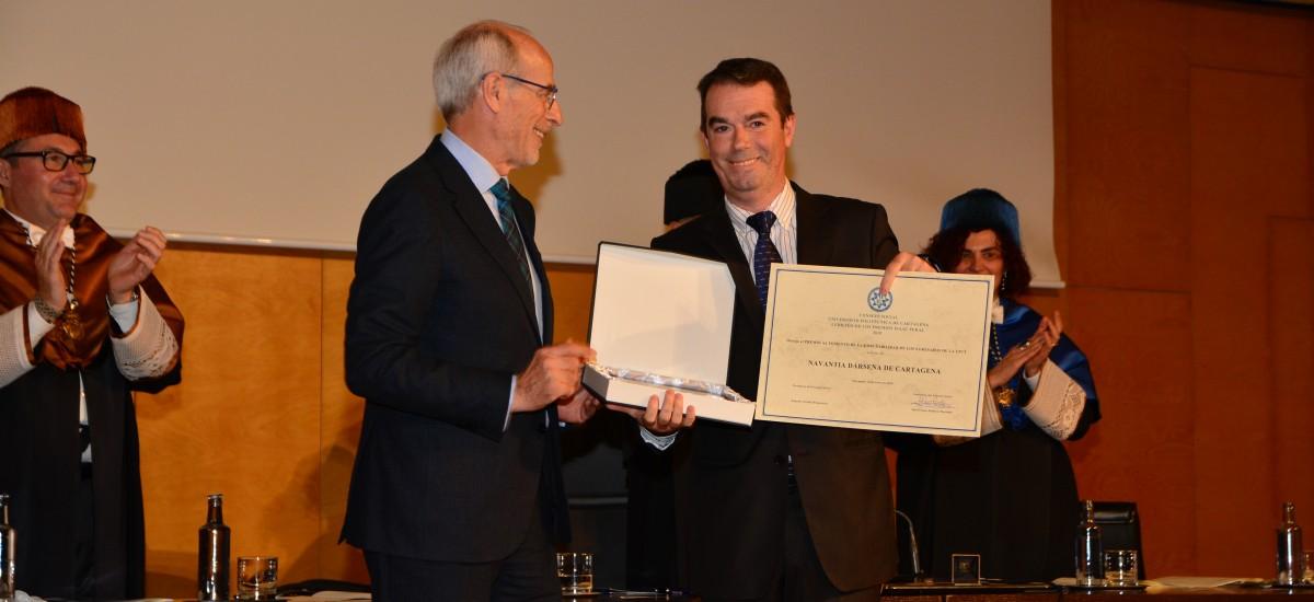 Convocados los premios del Consejo Social a empresas, directivos e investigadores