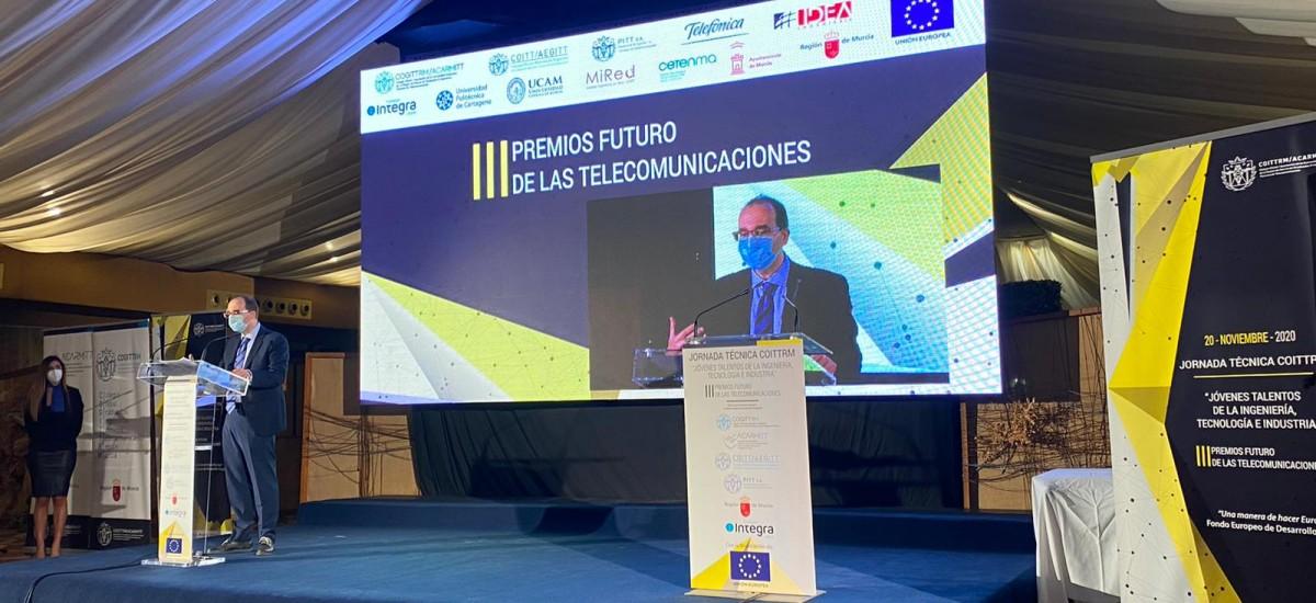 Premio a la Innovación en la Administración Pública para la UPCT