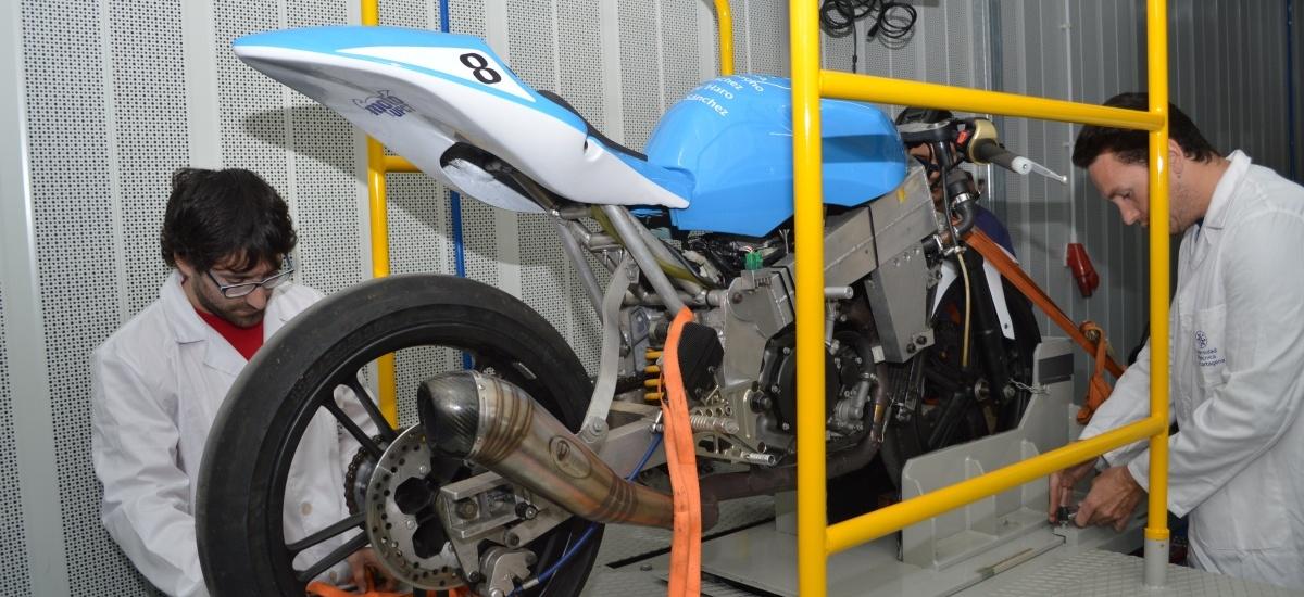 El equipo Moto UPCT busca nuevos integrantes